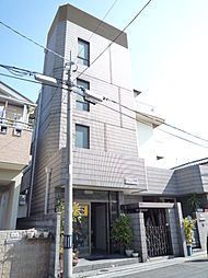 コーポラスサニーサイド[1階]の外観