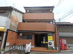 京都府京都市伏見区豊後橋町の賃貸アパートの外観