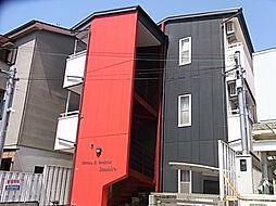 シャトーボヌール今城[2階]の外観