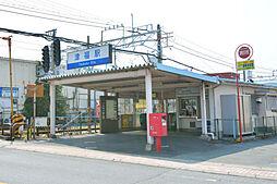 西鉄津福駅まで...
