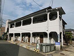 一里山マンション[2号室号室]の外観
