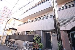 カルチェラタン動坂[301号室]の外観