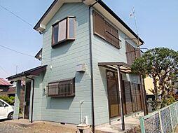 [一戸建] 神奈川県茅ヶ崎市小桜町 の賃貸【/】の外観
