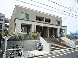 神奈川県横浜市青葉区荏田西4丁目の賃貸アパートの外観