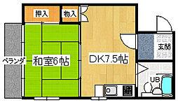 小沼田町ビル[3階]の間取り