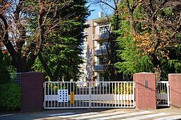 府中市立府中第四中学校 420m