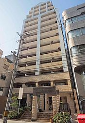 プレサンス心斎橋モデルノ[6階]の外観