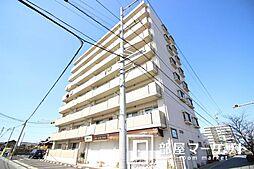 愛知県豊田市小川町7丁目の賃貸マンションの外観