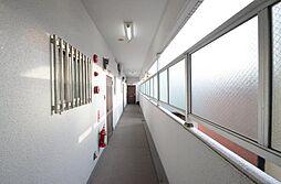 三鈴ハイム[3階]の外観