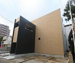 愛知県名古屋市熱田区古新町2丁目の賃貸アパートの外観