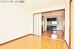 セゾン光貞台[2階]の外観