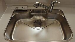 浄水器付の蛇口...
