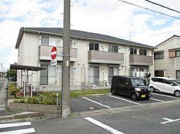 愛知県名古屋市中村区八社1丁目の賃貸アパートの外観