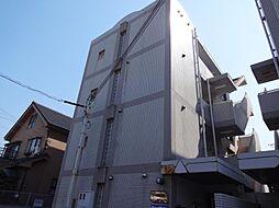 シャルマンフジ久米田弐番館[202号室]の外観