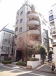 ガーデンハウス富ヶ谷[401号室]の外観
