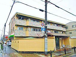 御崎久宝庵[2階]の外観