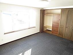 洋室2階南側に...