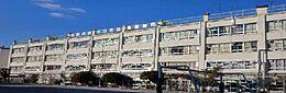 周辺環境-小学校(700m)江東区立第二砂町小学校