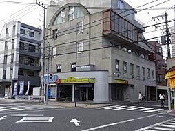 安田屋ビル[4階]の外観