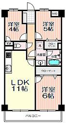 ライオンズマンション久米川第3 〜最上階・眺望良好〜