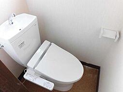 2階のトイレ。...