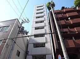 フリックコート西長堀[9階]の外観