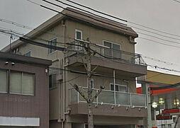 兵庫県神戸市垂水区福田3丁目の賃貸アパートの外観