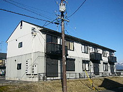 テクノハイツ藤 D[1階]の外観