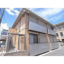 奈良県橿原市八木町の賃貸アパートの外観