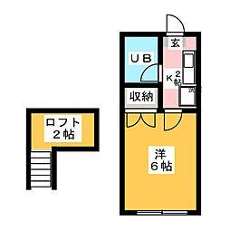 井野駅 2.8万円