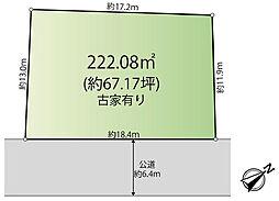 土地面積:22...