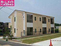 愛知県名古屋市緑区鳴海町字水広下の賃貸マンションの外観