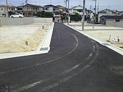 分譲地内道路
