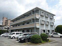 池松コーポ[3階]の外観