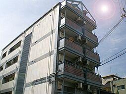 プラザアビコ[5階]の外観