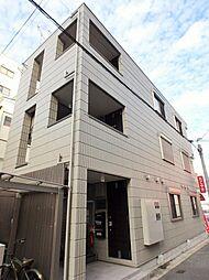 サンクレスト阪南[3階]の外観