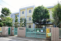 大田区立大森第三小学校