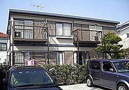 千葉県市川市菅野4丁目の賃貸アパートの外観