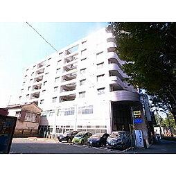 福岡県久留米市城南町の賃貸マンションの外観