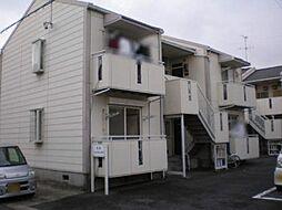 エルひょうたん山B棟[2階]の外観