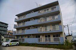 福岡県飯塚市横田の賃貸マンションの外観