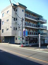 本多ビル[405号室]の外観