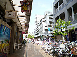 潮江商店街