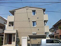 埼玉県熊谷市河原町1丁目の賃貸アパートの外観