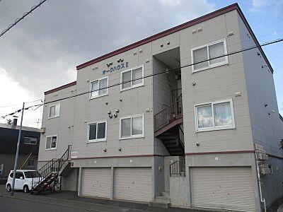 外観,1LDK,面積30m2,賃料4.0万円,,,北海道札幌市東区伏古七条5丁目