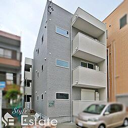 名古屋市営名城線 大曽根駅 徒歩8分の賃貸アパート