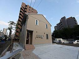 [テラスハウス] 愛知県名古屋市中区上前津1丁目 の賃貸【/】の外観