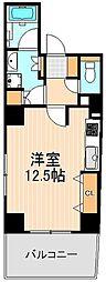 レーベンシティオ浅草ハイセレサ[307号室]の間取り
