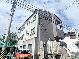 小田島アパート[3階]の外観