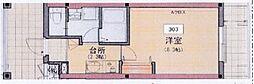 オハナハウス[4階]の間取り